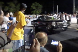 Spectators Seriously Injured By Flying Debris At Donk Drag Race