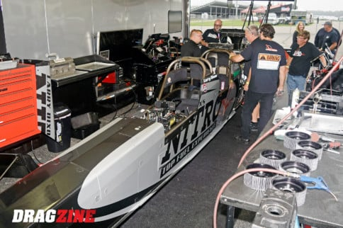 The Ultimate Ticket: A Ride In Larry Dixon's Top Fuel 2-Seater
