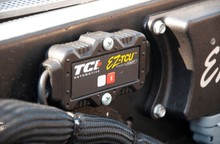 Total Control: TCI's New Wireless Bluetooth Transmission Controller