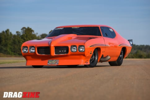 Judge's Ruling: Tommy Youmans Boasts World's Most Powerful Pontiac