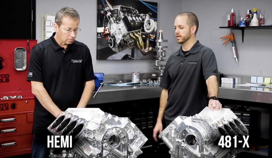 Hemi vs. 481X: Which Is Best? Pro Line Racing Lays Out The Cards