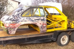 Oklahoma Racer Gets His Stolen Race Car Back After 34 Years