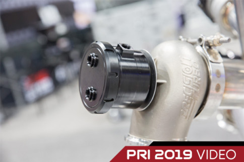 PRI 2019: Control Boost With Precision's New 66mm Wastegate