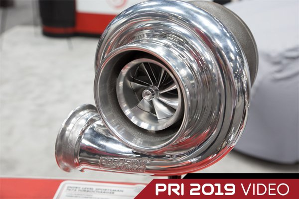 PRI 2019: Precision's PT 7675 Turbo Brings The Boost For LS Engines