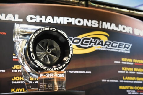 PRI 2019: ProCharger Recognizes Customers, Launches Truck Blowers