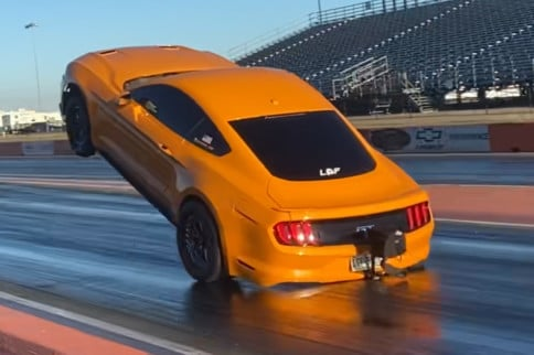 Street Stang: Russell James' Twin Turbo 8-Second 2018 Mustang