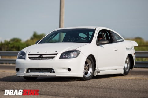 The Salty Cobalt: Jacob Hachinski's Twin Turbo 2009 Chevy Cobalt