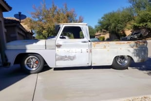 The Hurt Locker: Ken Hurt's Pro Street 1966 Chevrolet C10