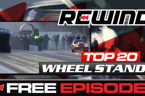 SpeedVideo REWIND Episode 3: Top 20 Wheelstands