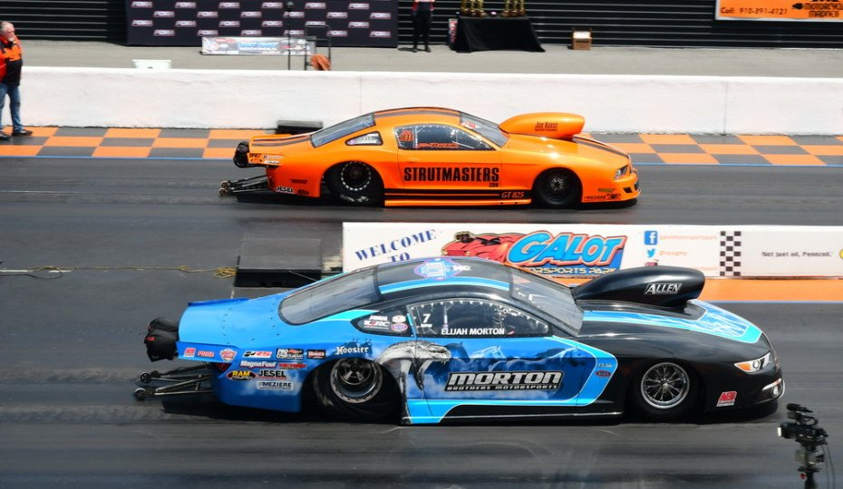 Franklin, Salemi, Pluchino, Davis Win PDRA East Coast Nationals