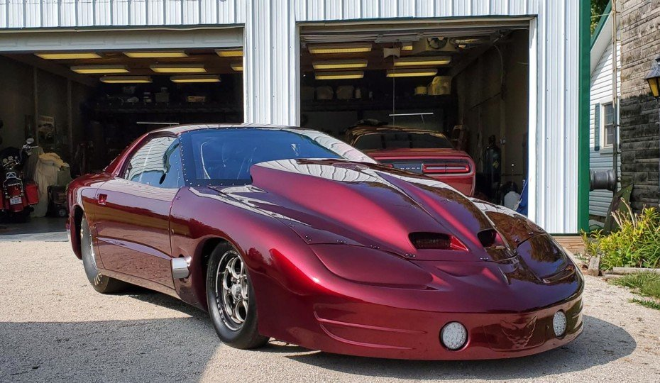 Rising From The Ashes: Todd Johnson's Phoenix Firebird 2.0