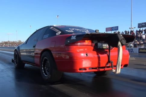 Feisty Four Cylinder: Aaron Gregory's 7-Second Eagle Talon