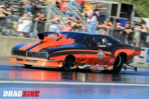 Video: Jim Halsey Becomes First Nitrous Pro Mod Driver To The 3.50s