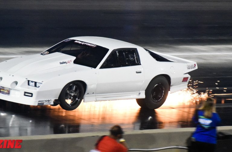 Lights Out 12 Drag Radial Racing Coverage From South Georgia