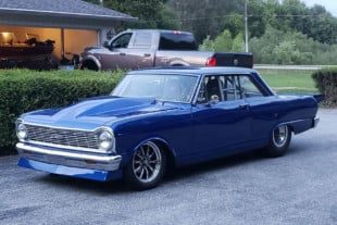 This Nitrous BBC Chevy II Is A Show-Quality Street Car