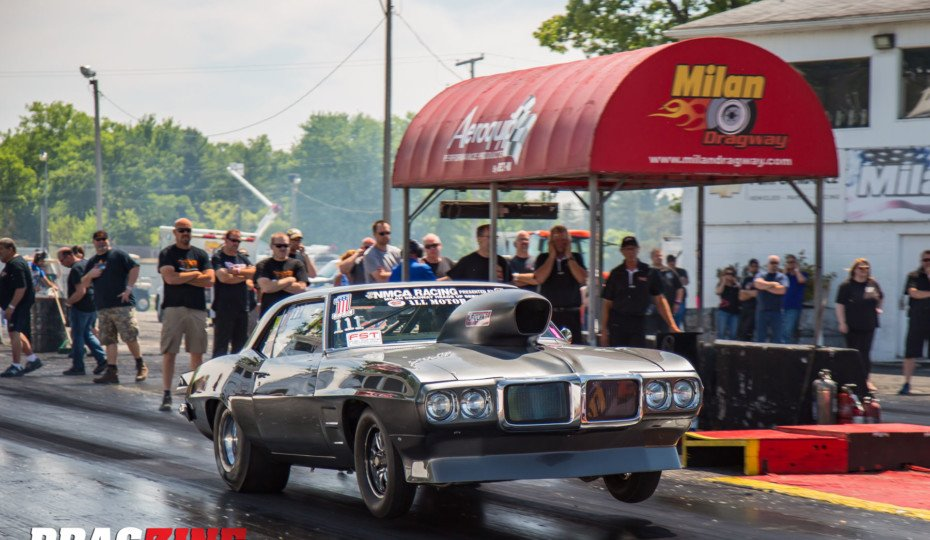 Milan Dragway's Future In Doubt After Closure Announcement