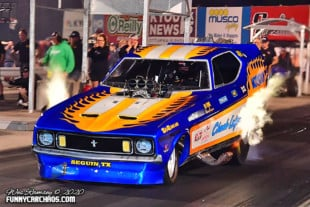 Event Preview: Funny Car Chaos at Penwell Knights