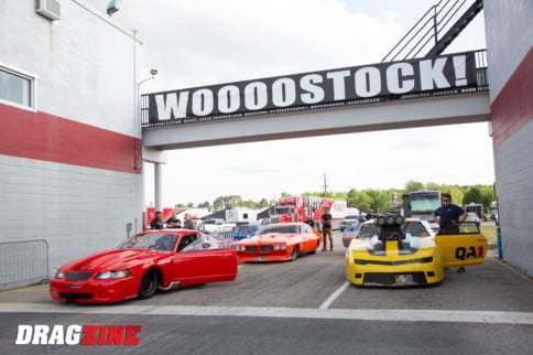 Race Coverage: The 5th Annual WOOOSTOCK At Darlington Dragway
