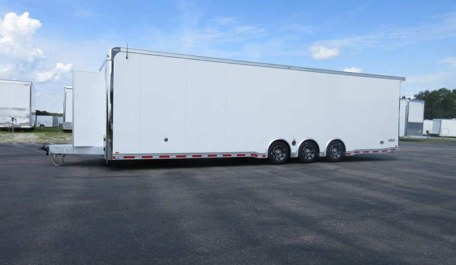 Rig Of The Month: 2021 InTech 34' Loaded iCon Race Trailer