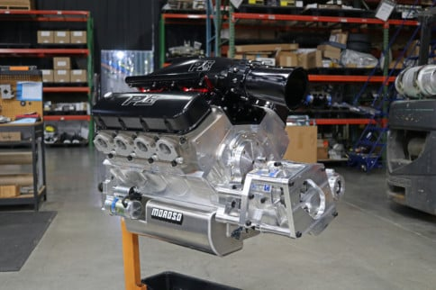 Red-Head: Exploring The Top-End Of Pro Line Racing's Newest Engine