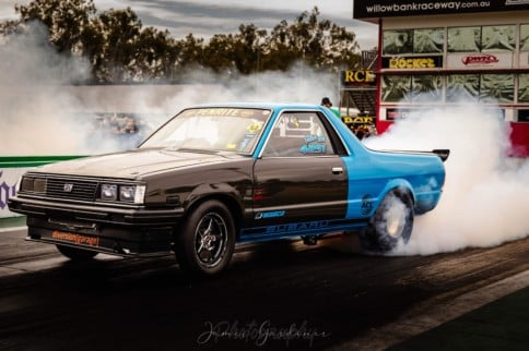 This Is The World's Quickest Subaru Brumby