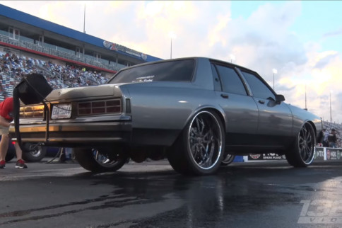 The Doctor Is In: The Boost Doctor's 8-Second LSX-Powered Caprice