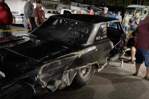 """""""Daddy Dave"""" Comstock Discusses """"No Prep Kings"""" Crash"""