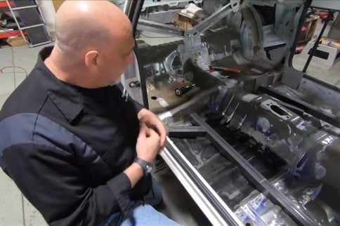 How To Install Team Z Through-The-Floor Subframe Connectors