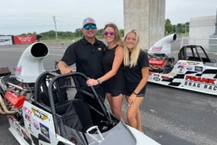 John Force Granddaughter Autumn Hight Takes Next Step In Racing Path