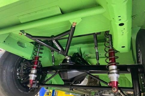 The Snot Rocket Sticks: Brett LaSala's S197 Suspension Upgrades