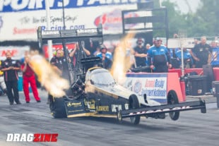 Baldwin Adds Mastering Top Fuel Ownership, Driving To List Of Chores