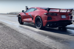 Extreme Turbo System C8 Sets New World Record