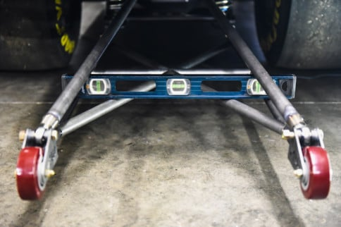 How To Build A Set Of Wheelie Bars with S&W Race Cars