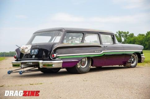 One Bad Wagon: Jim Tietge's ProCharged '58 Chevy Del Ray Wagon