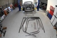 Project MaxStreet Gets A Chassisworks 10-point Roll Cage
